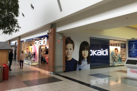 Okaïdi - Cora Anderlecht - Retail Point