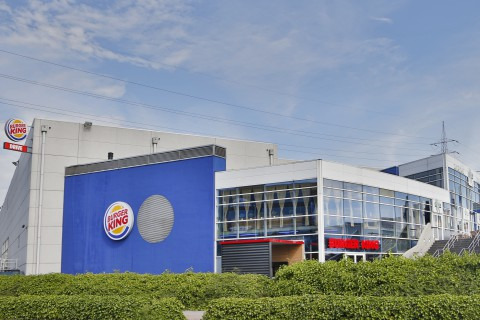 Burger King Antwerp Kinepolis - Retail Point