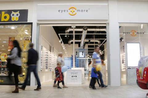 Eyes + More - Tournai Les bastions - Retail Point