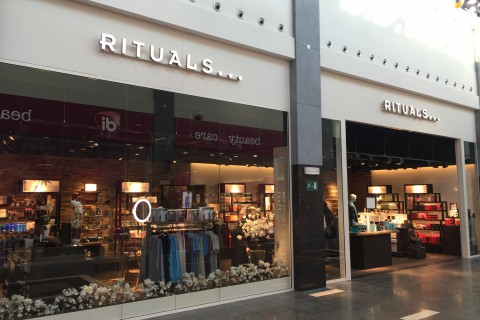 RITUALS - Shopping Center Les Grands Prés - MONS
