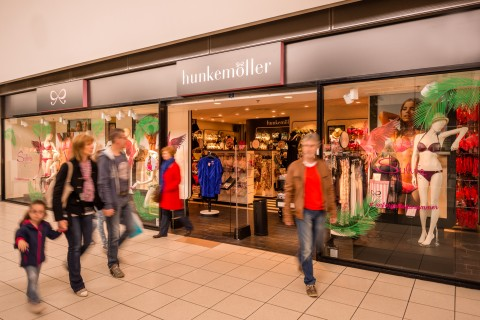 Hunkemöller - Cora Shopping Center - Chatelineau