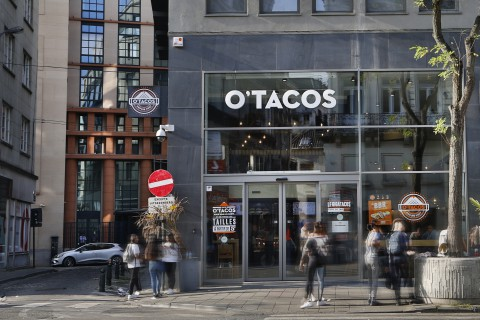 O'Tacos New Client Retail Point