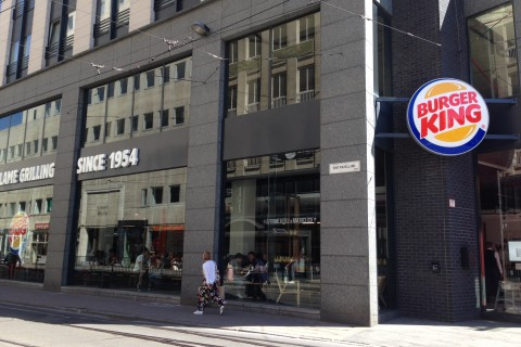 Burger King- Antwerpen Meir - Retail Point
