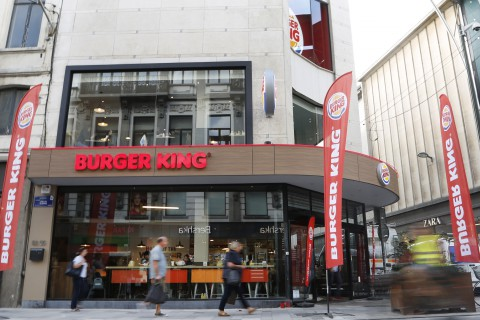 Burger King - Ch. d'Ixelles -  Retail Point