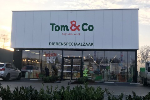 Tom&Co in Genk