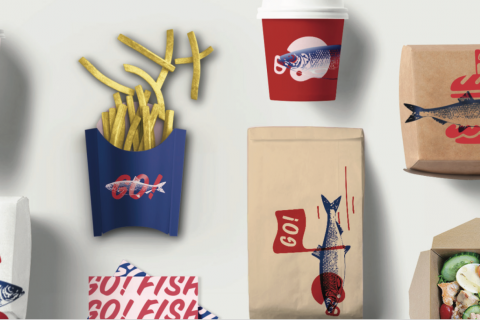 Fish concept that focuses on fresh, affordable fast and good food!