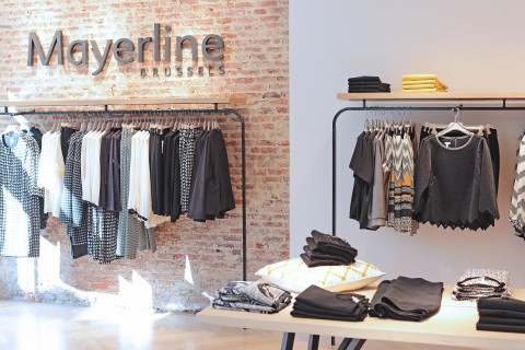 Mayerline - Leuven - Diestsestraat - Retail Point