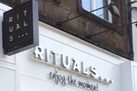 Rituals - Retail Point