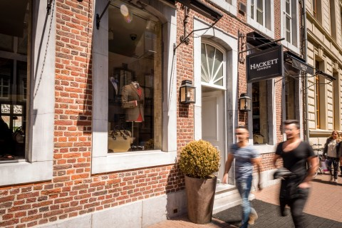 Hackett London - Kapelstraat - Hasselt